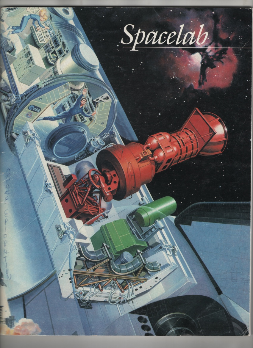 Image for Spacelab An International Short-Stay Orbiting Laboratory