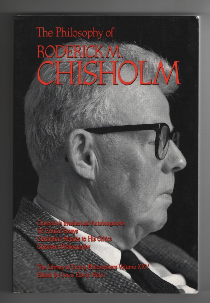 Image for The Philosophy of Roderick Chisholm
