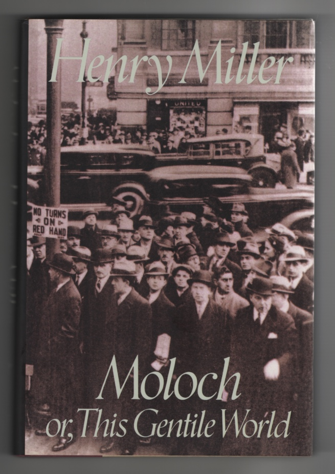 Image for Moloch, Or, This Gentile World