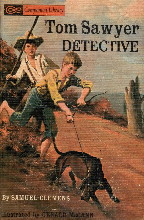 Image for 2-in-1 Book (Tom Sawyer Detective & Kidnapped) Companion Library