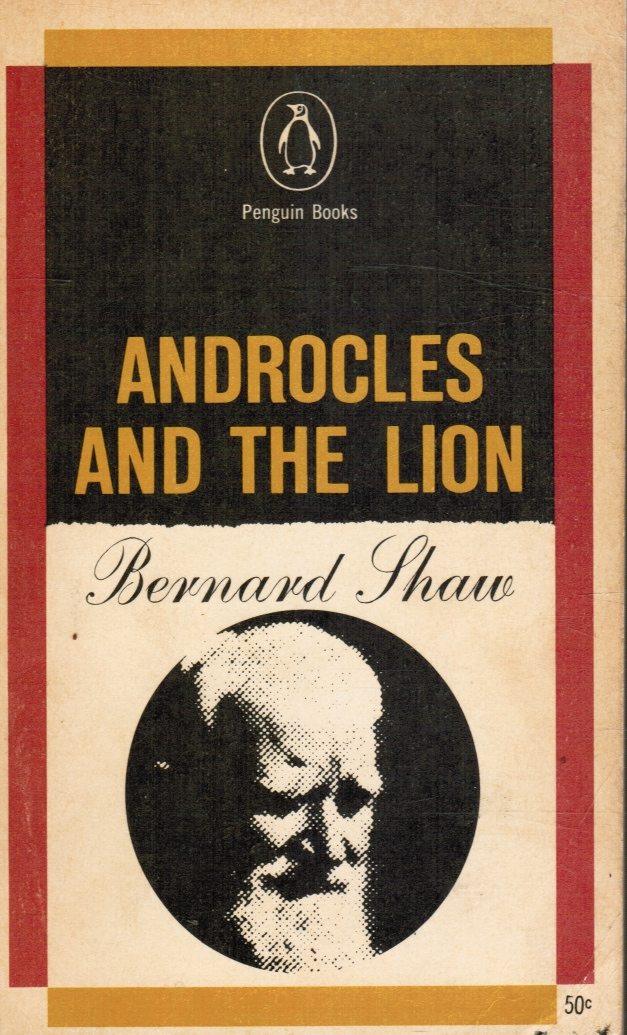 Image for Androcles and the Lion - an Old Fable Renovated