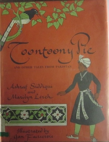 Image for Toontoony pie, and other tales from Pakistan