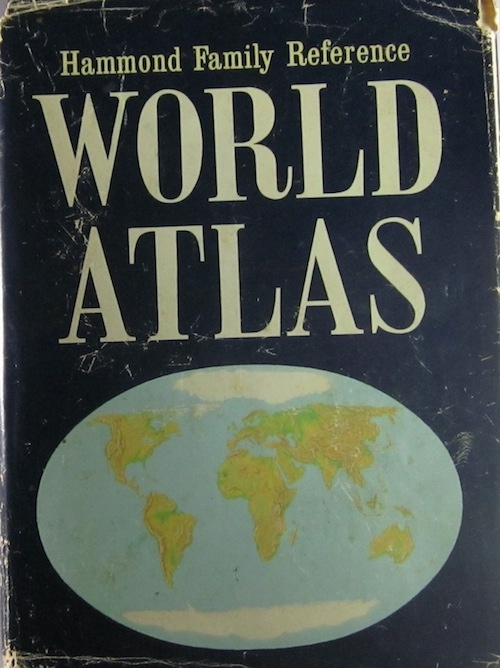 Image for Hammond's Family Reference World Atlas