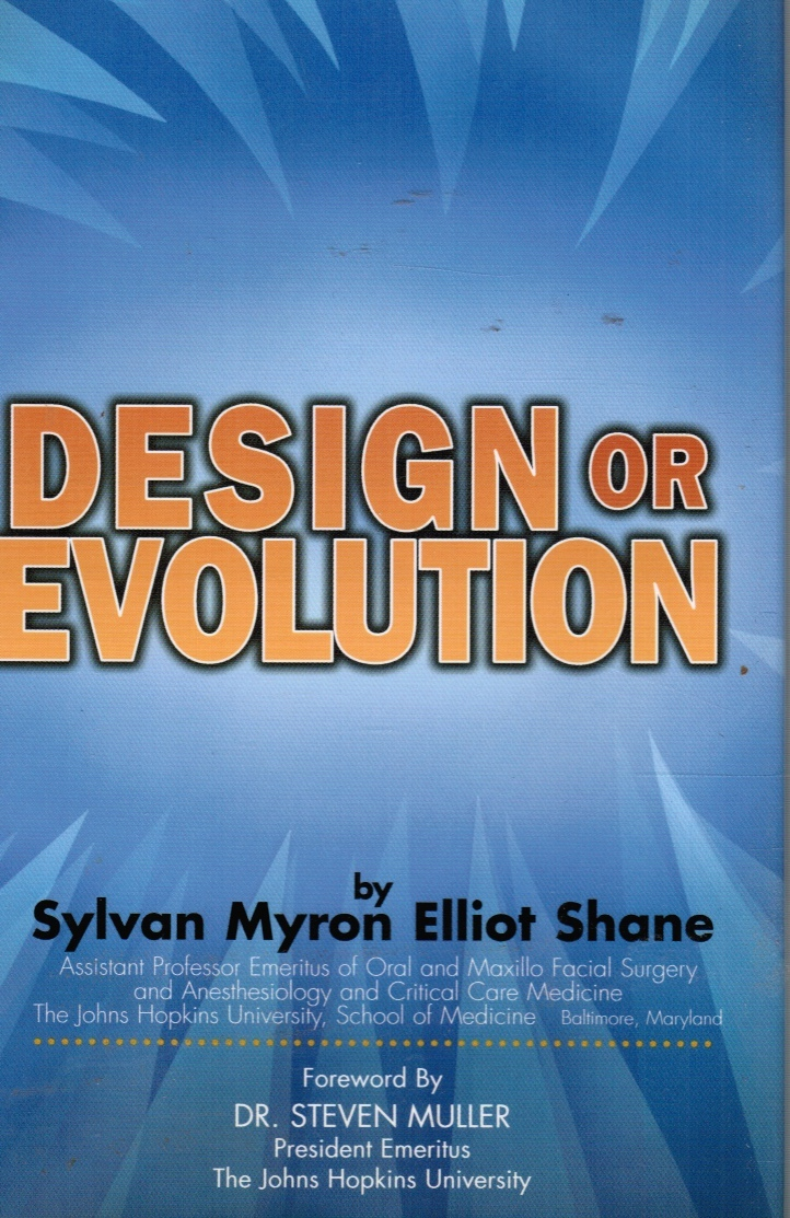 Image for Design or Evolution