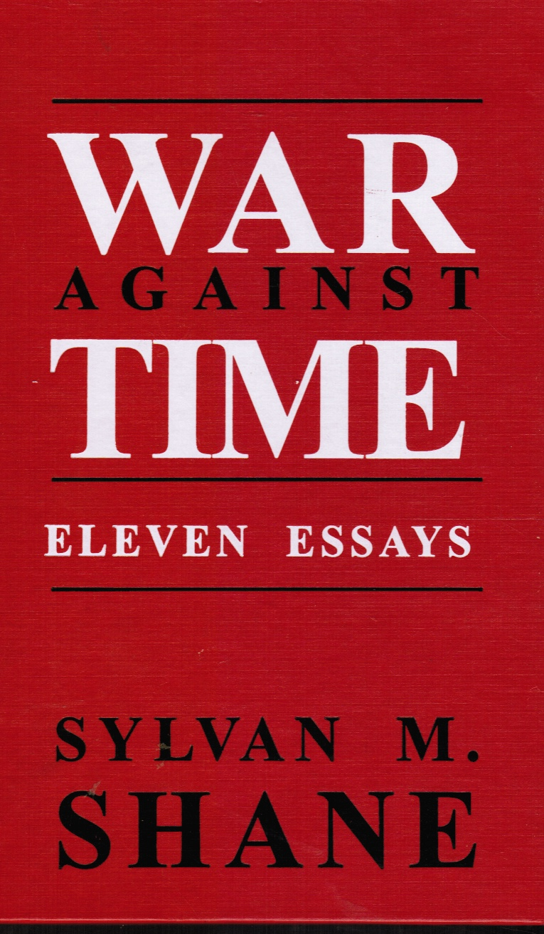 Image for War Against Time: Eleven Essays