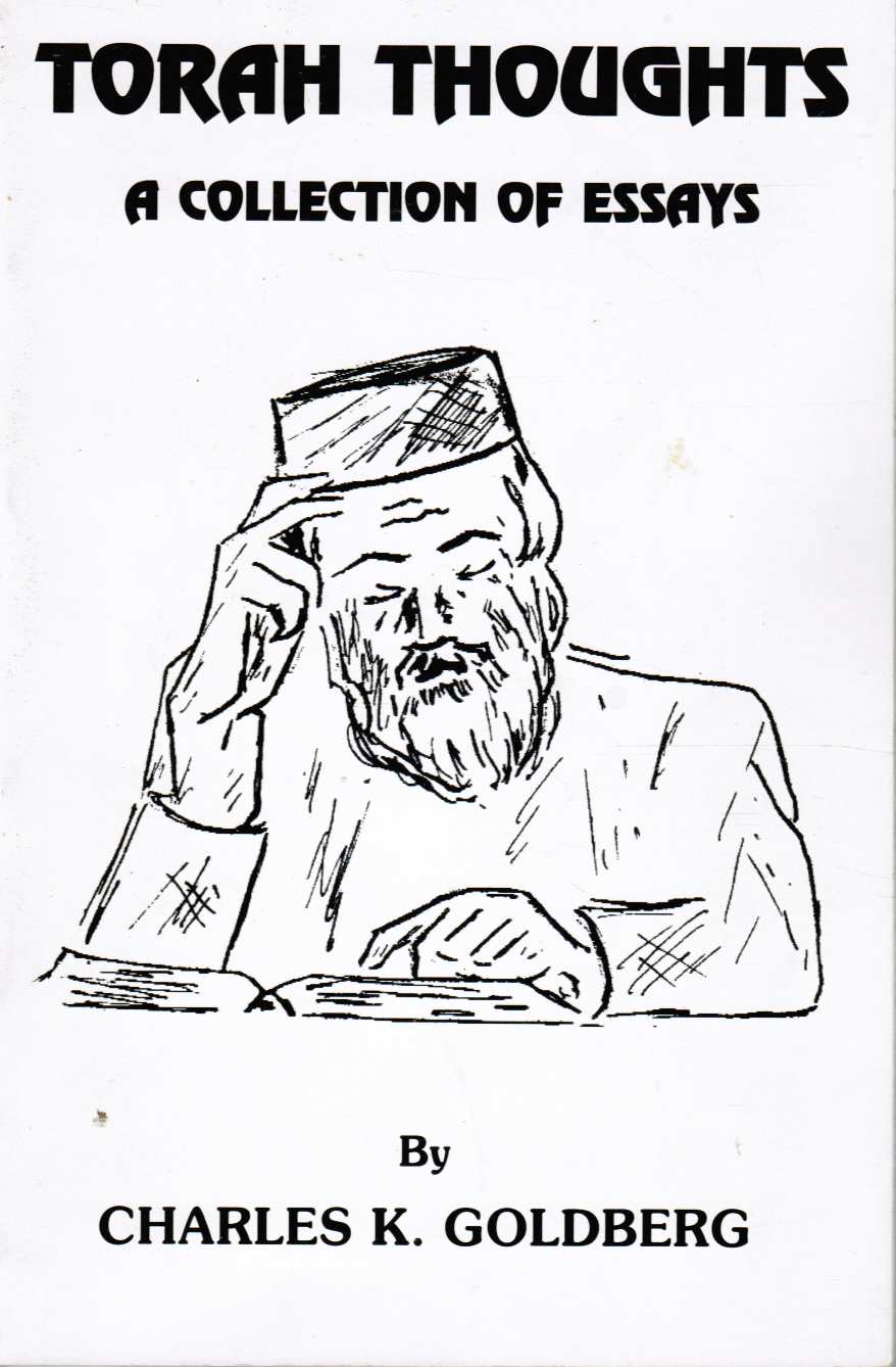 Image for Torah Thoughts: A Collection of Essays