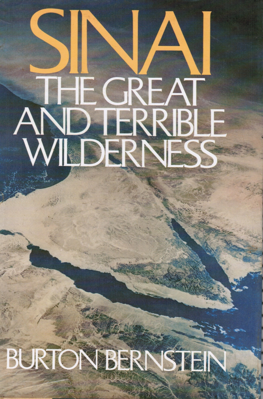 Image for Sinai the Great and Terrible Wilderness