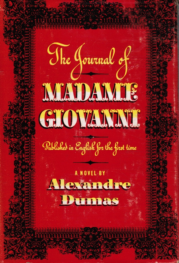 Image for The Journal of Madame Giovanni