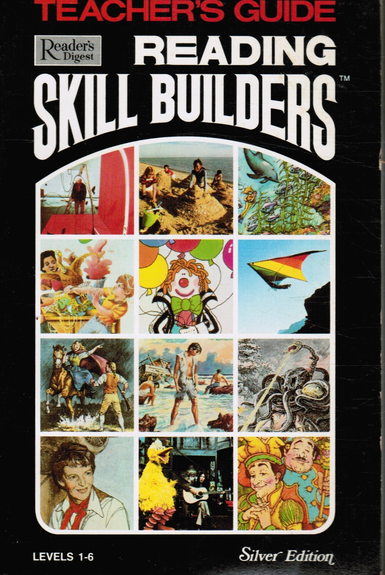 Image for Reader's Digest Reading Skill Builders: Teacher's Guide Levels 1 - 6