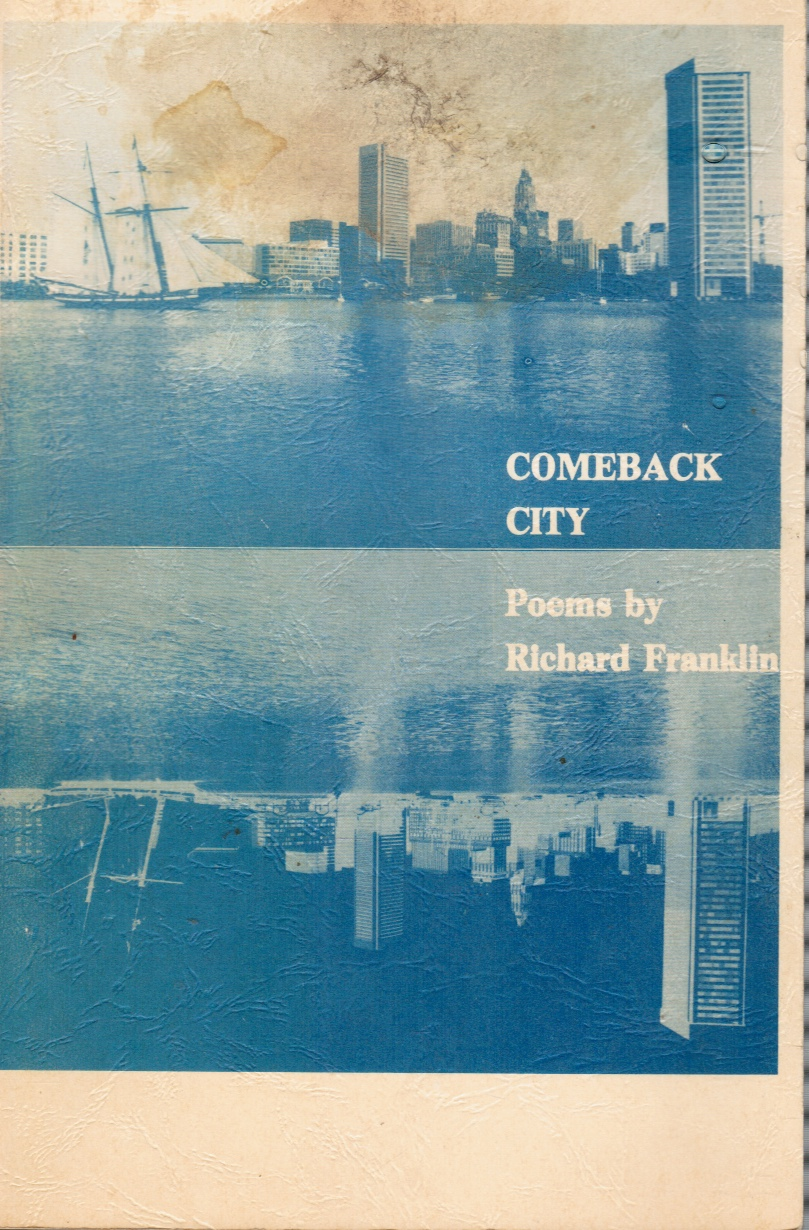 Image for Comeback City: a Baltimore Experience (SIGNED)