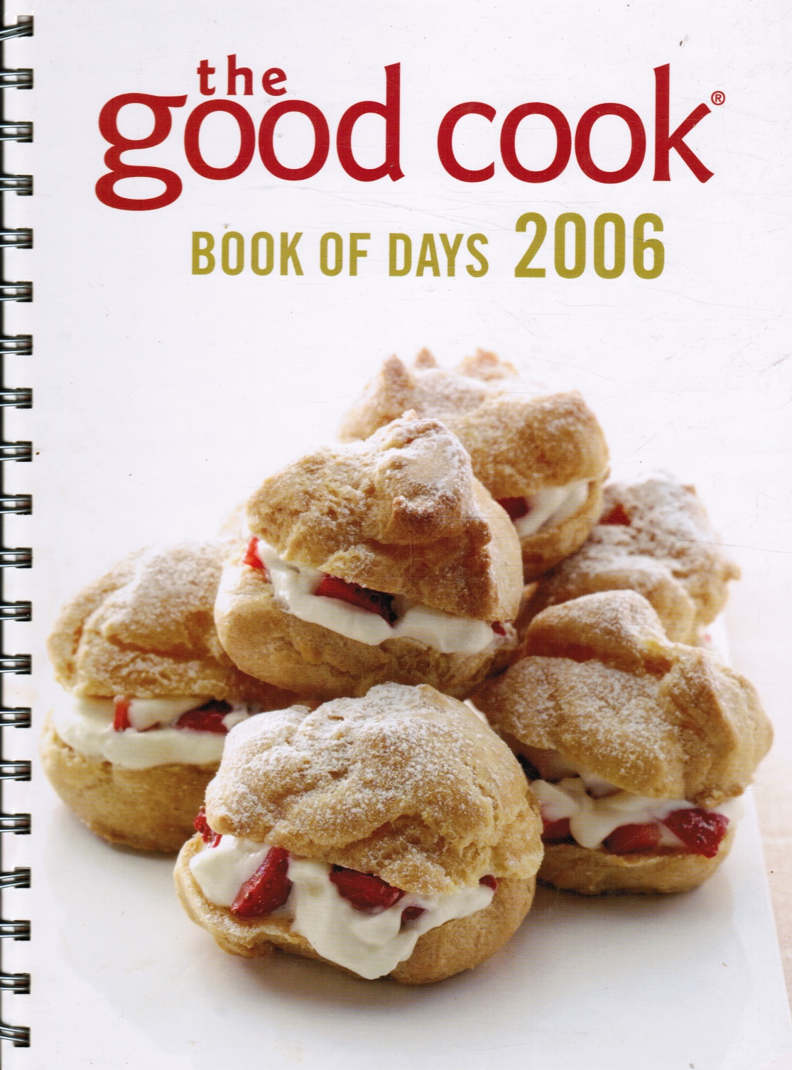 Image for The Good Cook: Book of Days 2006