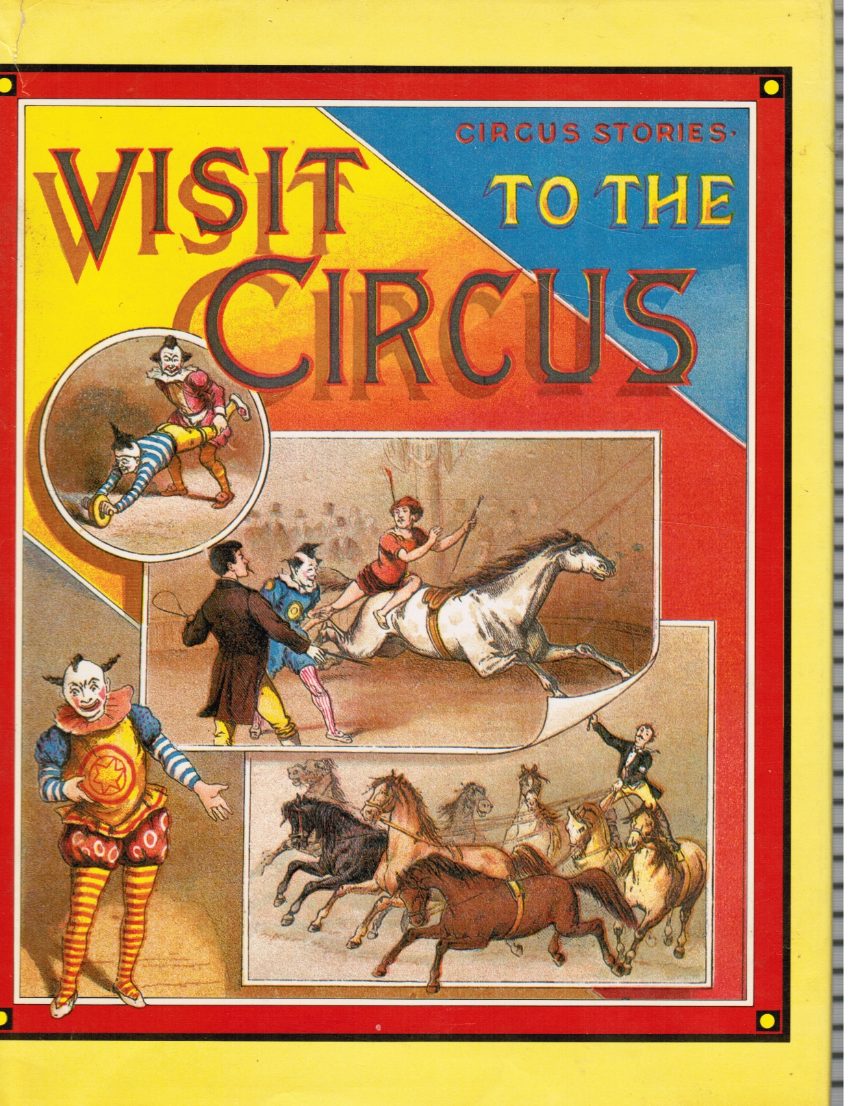 Image for Visit to the Circus