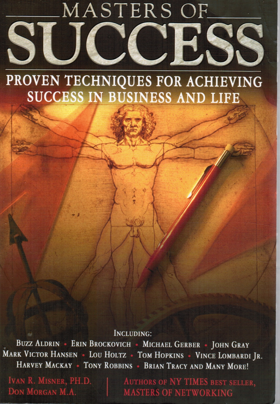 Image for Masters of Success: Proven Techniques for Achieving Success in Business and Life (SIGNED)