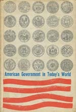 Image for American Government in Today's World
