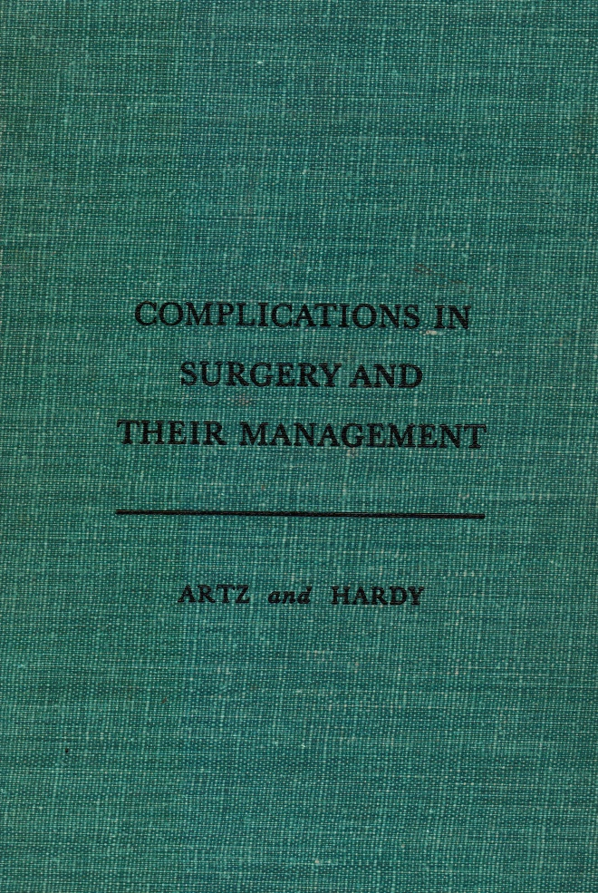 Image for Complications in Surgery and Their Management