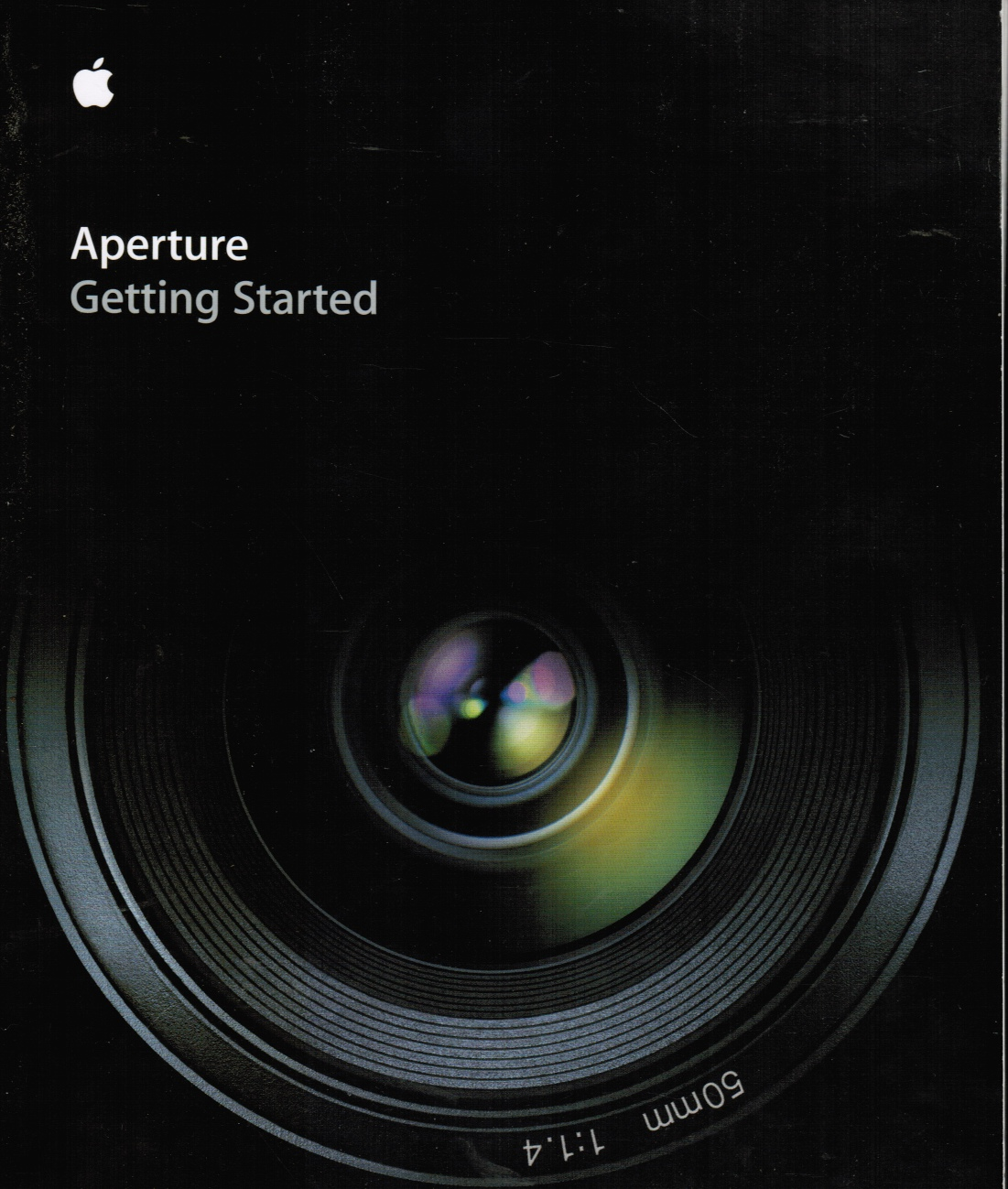 Image for Aperture: Getting Started