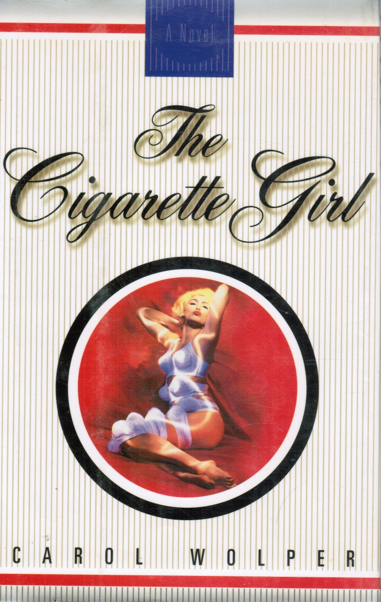 Image for The Cigarette Girl