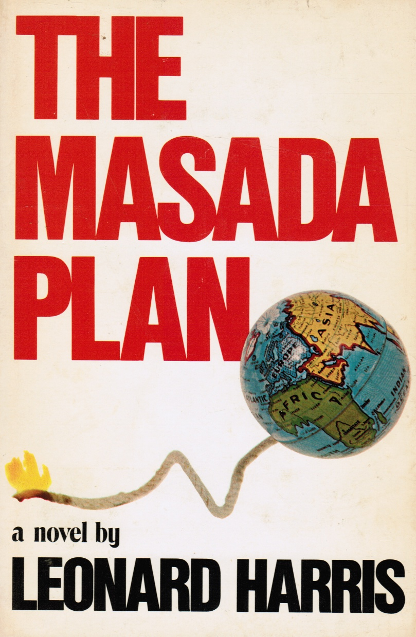 Image for The Masada Plan
