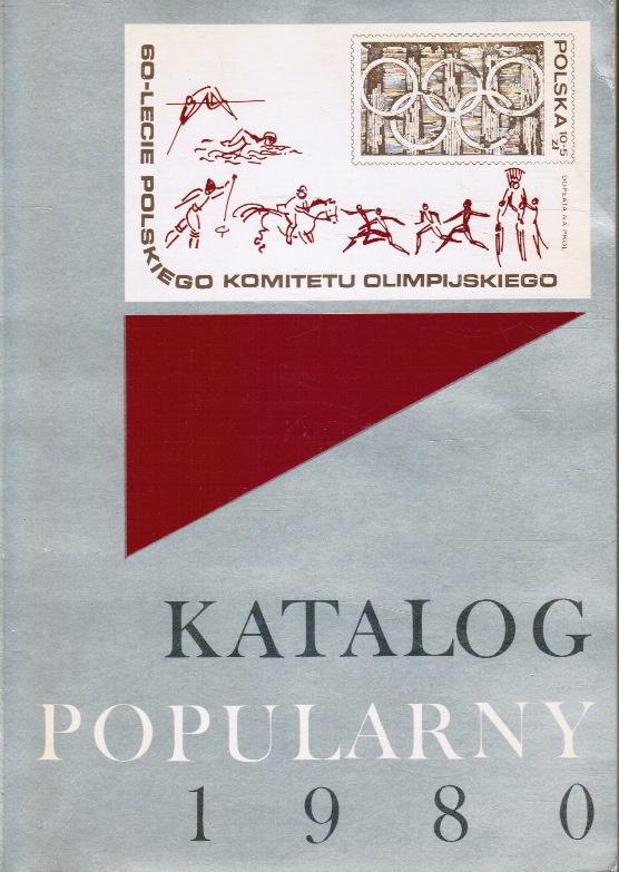 Image for Katalog Popularny 1980