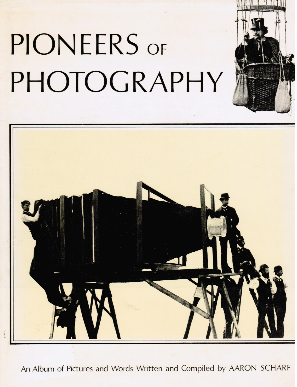 Image for Pioneers of Photography: an Album of Pictures and Words