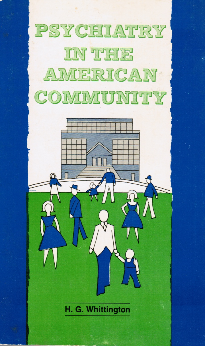 Image for Psychiatry in the American Community