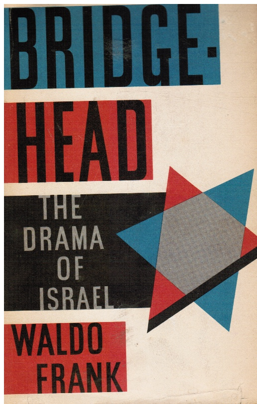 Image for Bridge-Head: the Drama of Israel
