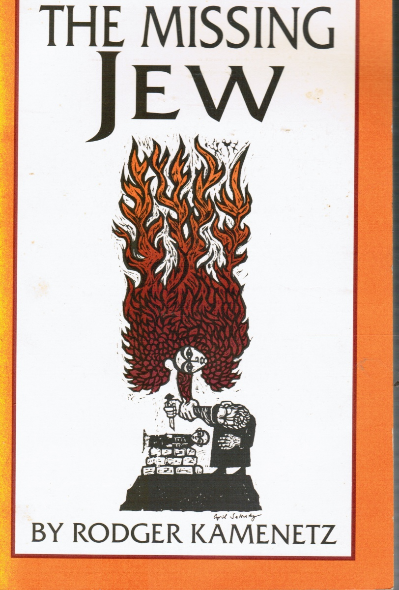 Image for The Missing Jew: New and Selected Poems