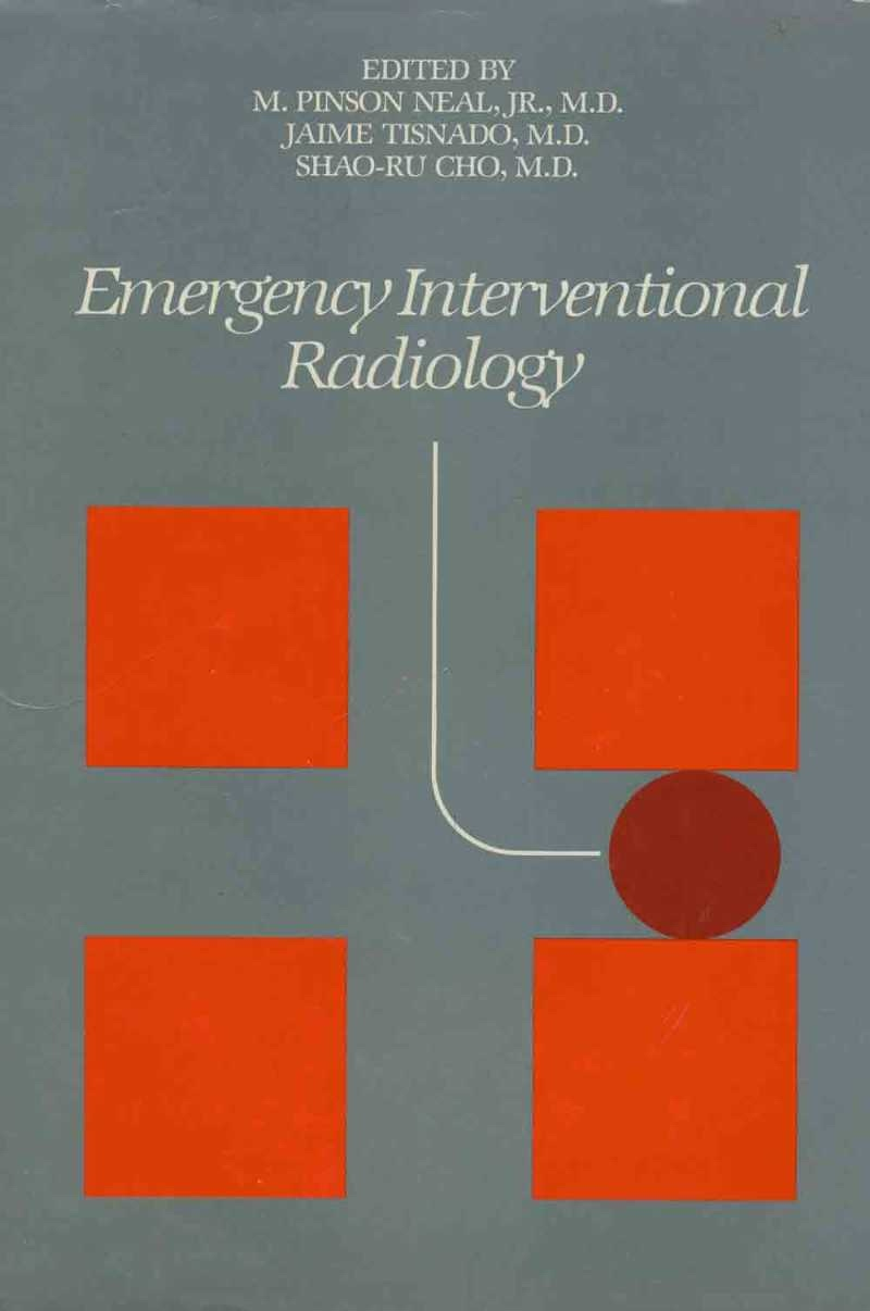 Image for Emergency Interventional Radiology