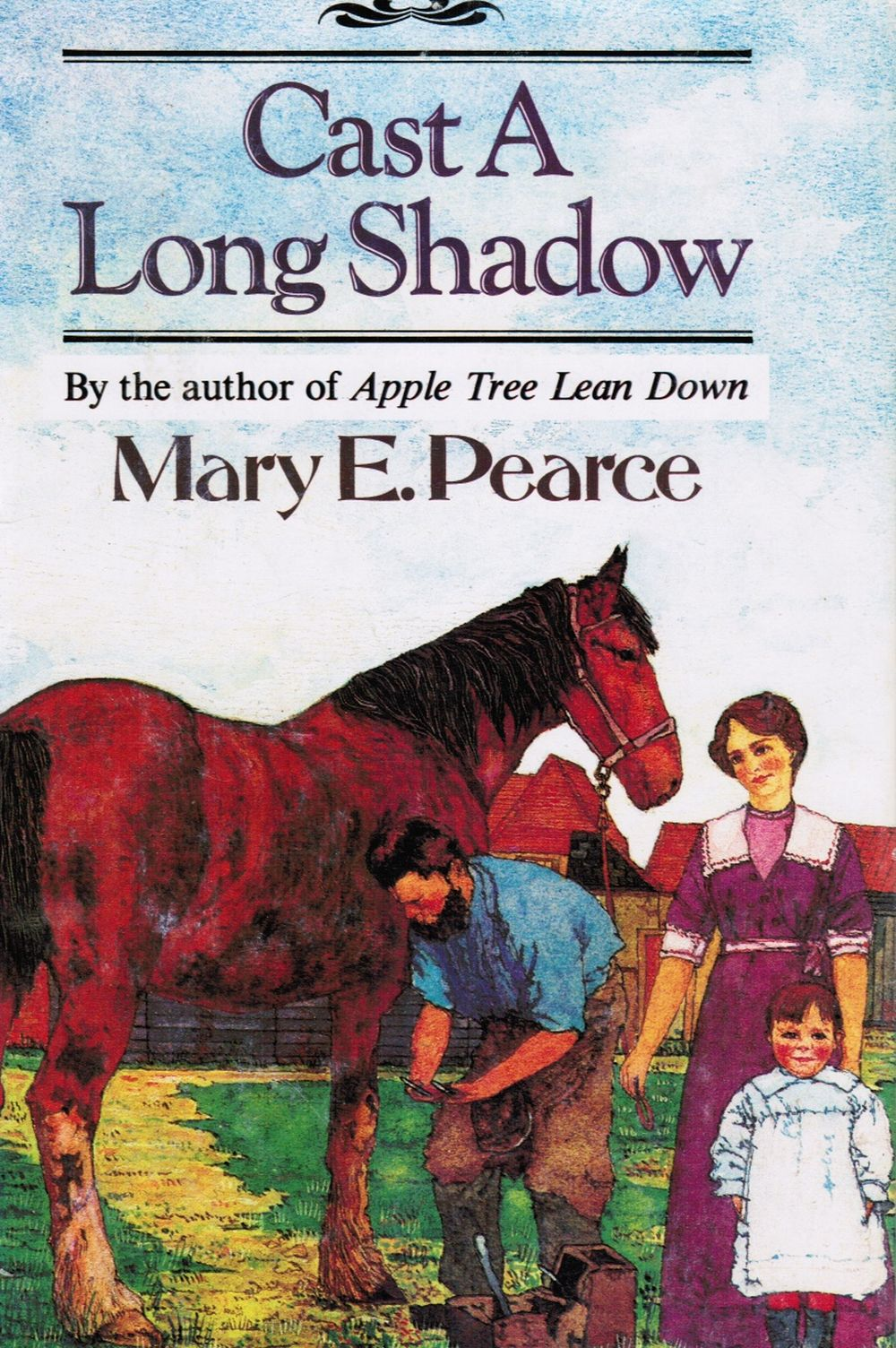 Image for Cast a Long Shadow