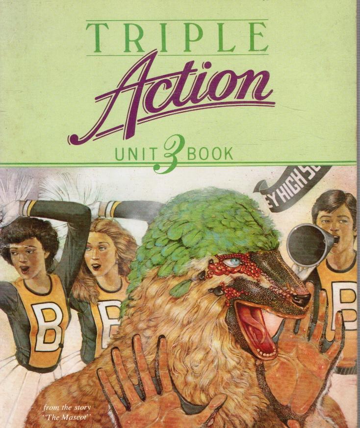 Image for Triple Action Unit 3 Book