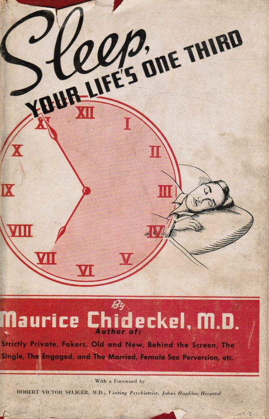 Image for Sleep Your Life's One Third
