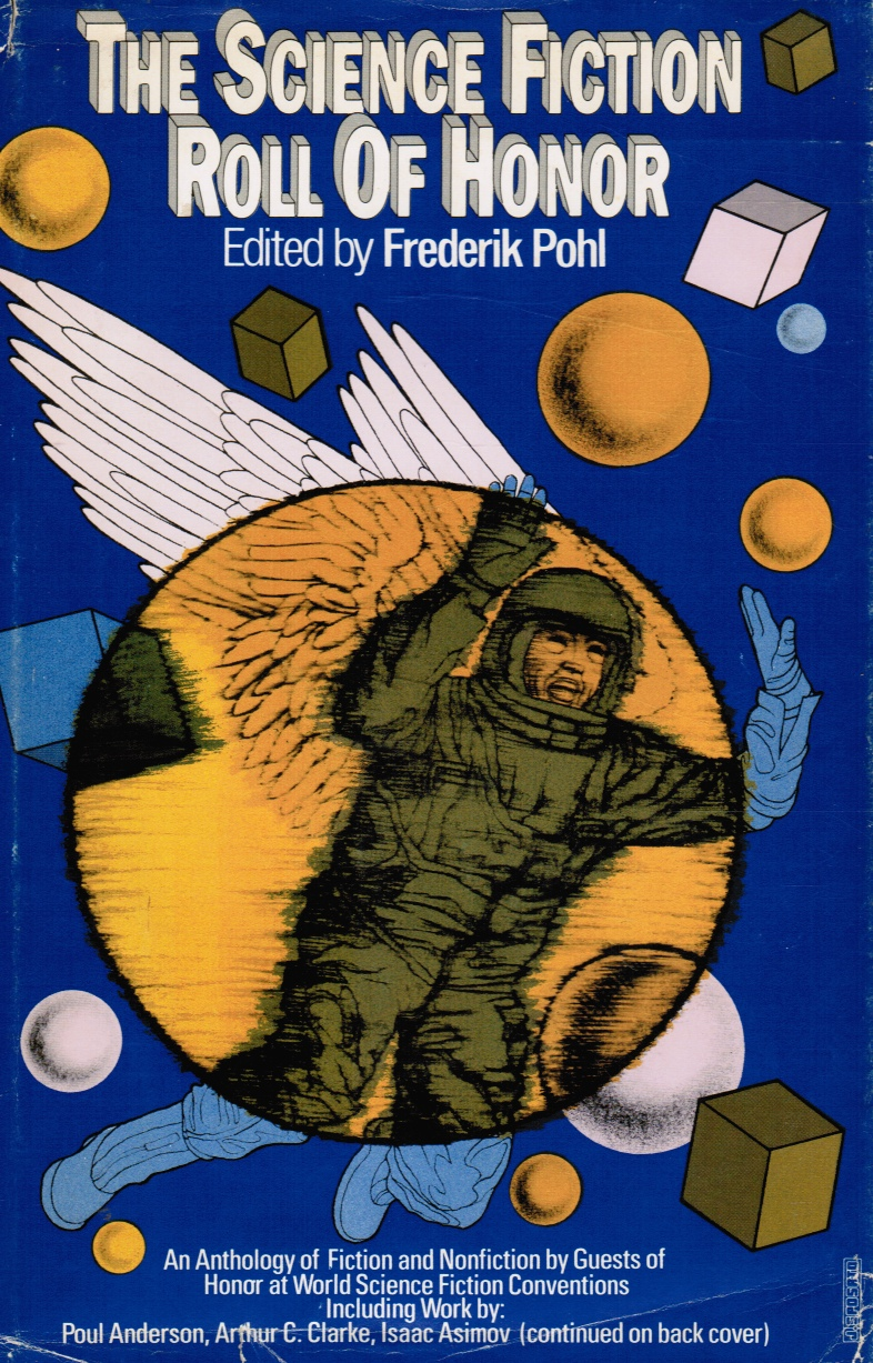 Image for The Science Fiction Roll of Honor:  An Anthology of Fiction and Nonfiction by Guests of Honor At World Science Fiction Conventions