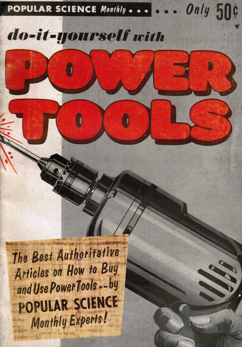 Image for Do-It-Yourself with Power Tools (Popular Science Monthly)