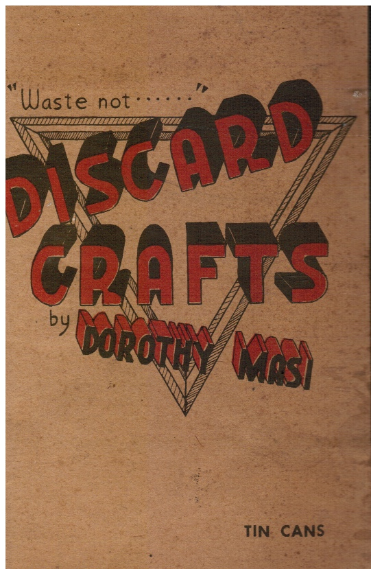 Image for Discard Crafts: Tin Cans