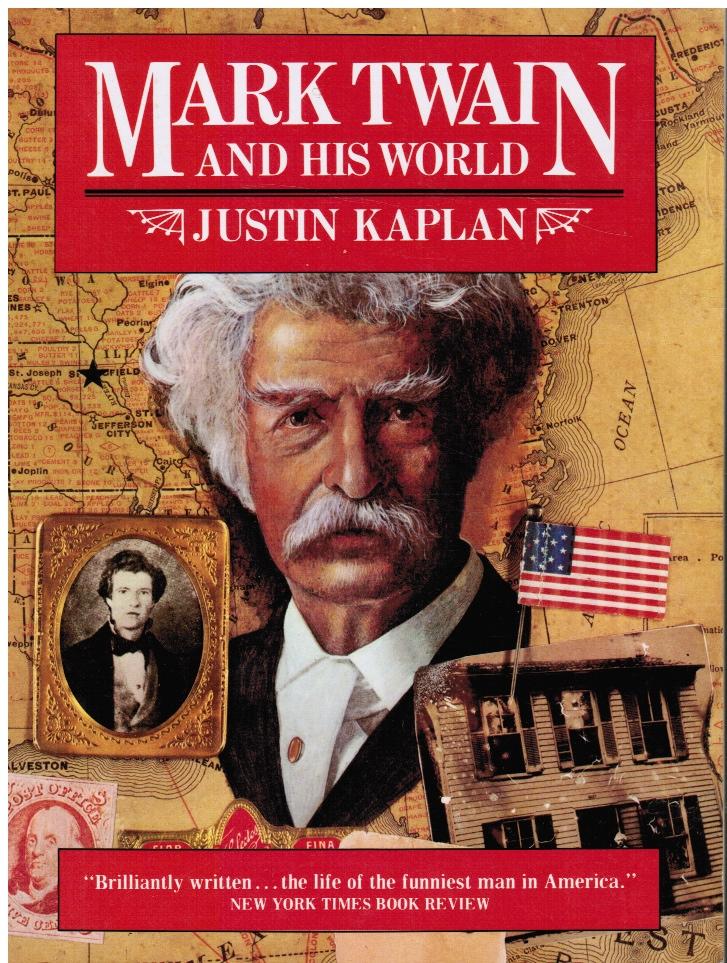 Image for Mark Twain and His World