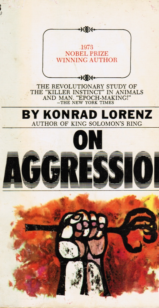 Image for On Aggression