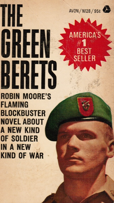 Image for The Green Berets