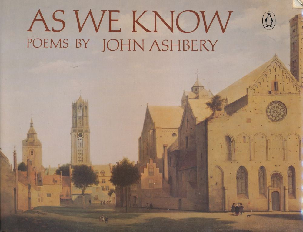 Image for As We Know: Poems  (Photo of Author Included)