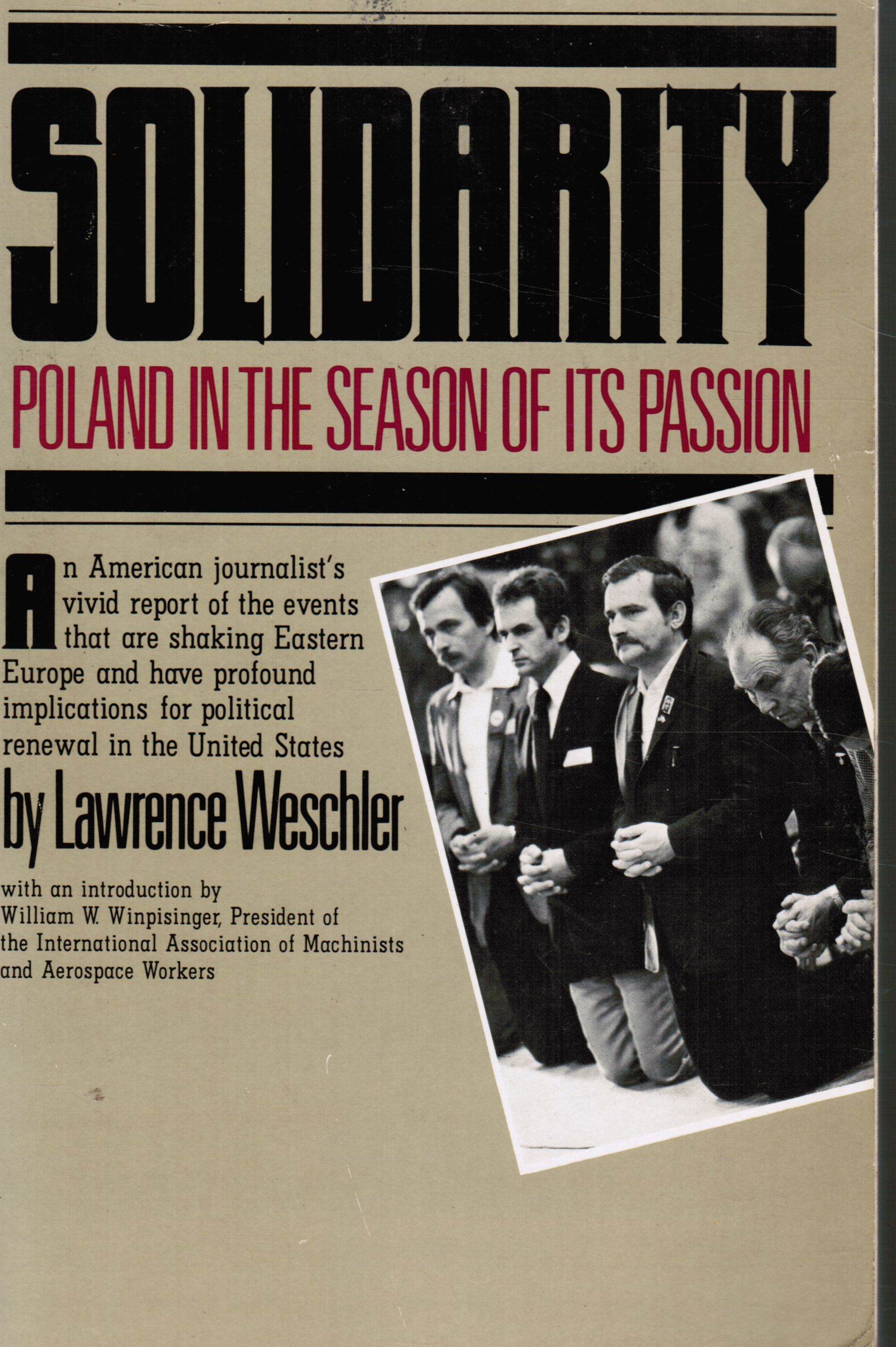 Image for Solidarity - Poland in the Season of its Passion