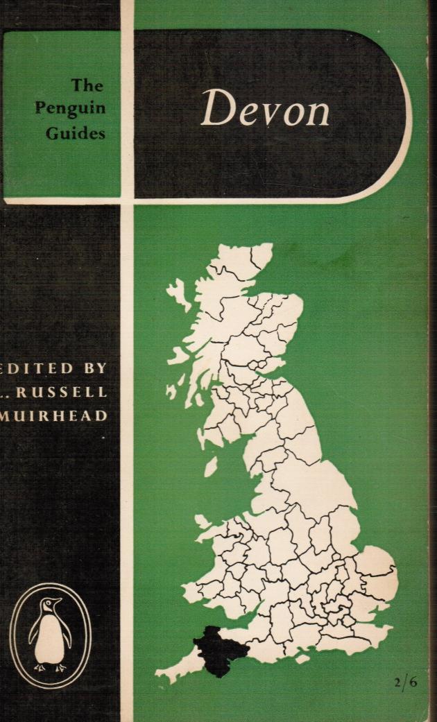 Image for Devon - the Penguin Guides Devon by F. L. and E. a Loverridge
