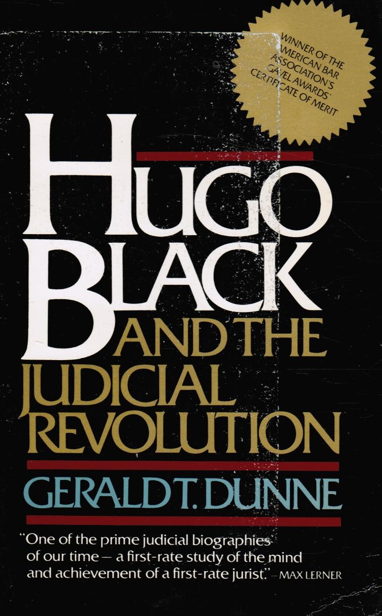 Image for Hugo Black and the Judicial Revolution