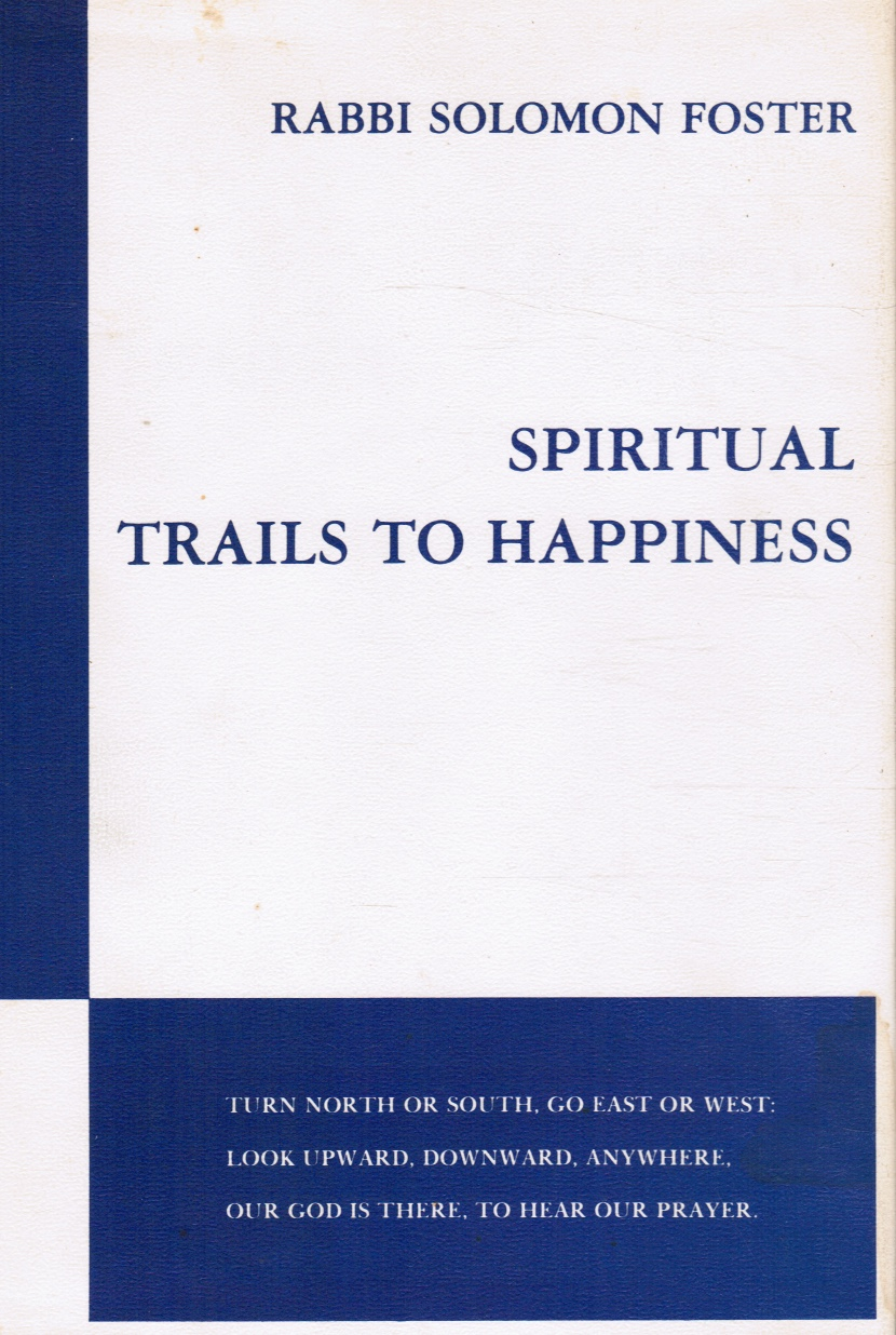 Image for Spiritual Trails to Happiness