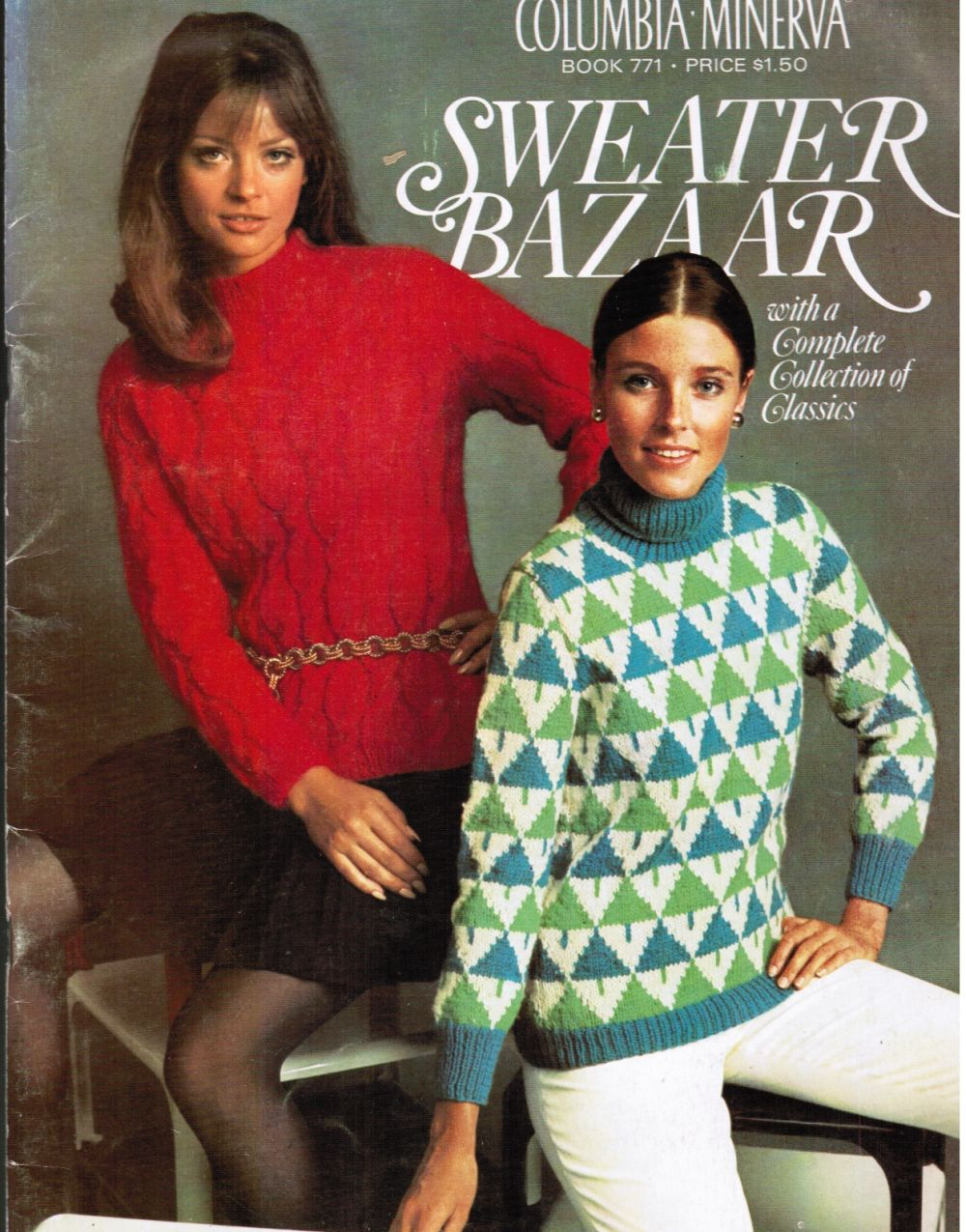 Image for Sweater Bazaar with a Complete Collection of Classics