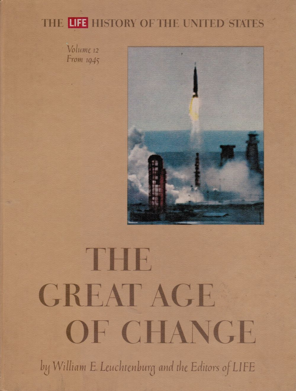 Image for The Great Age of Change Vol 12 from 1945