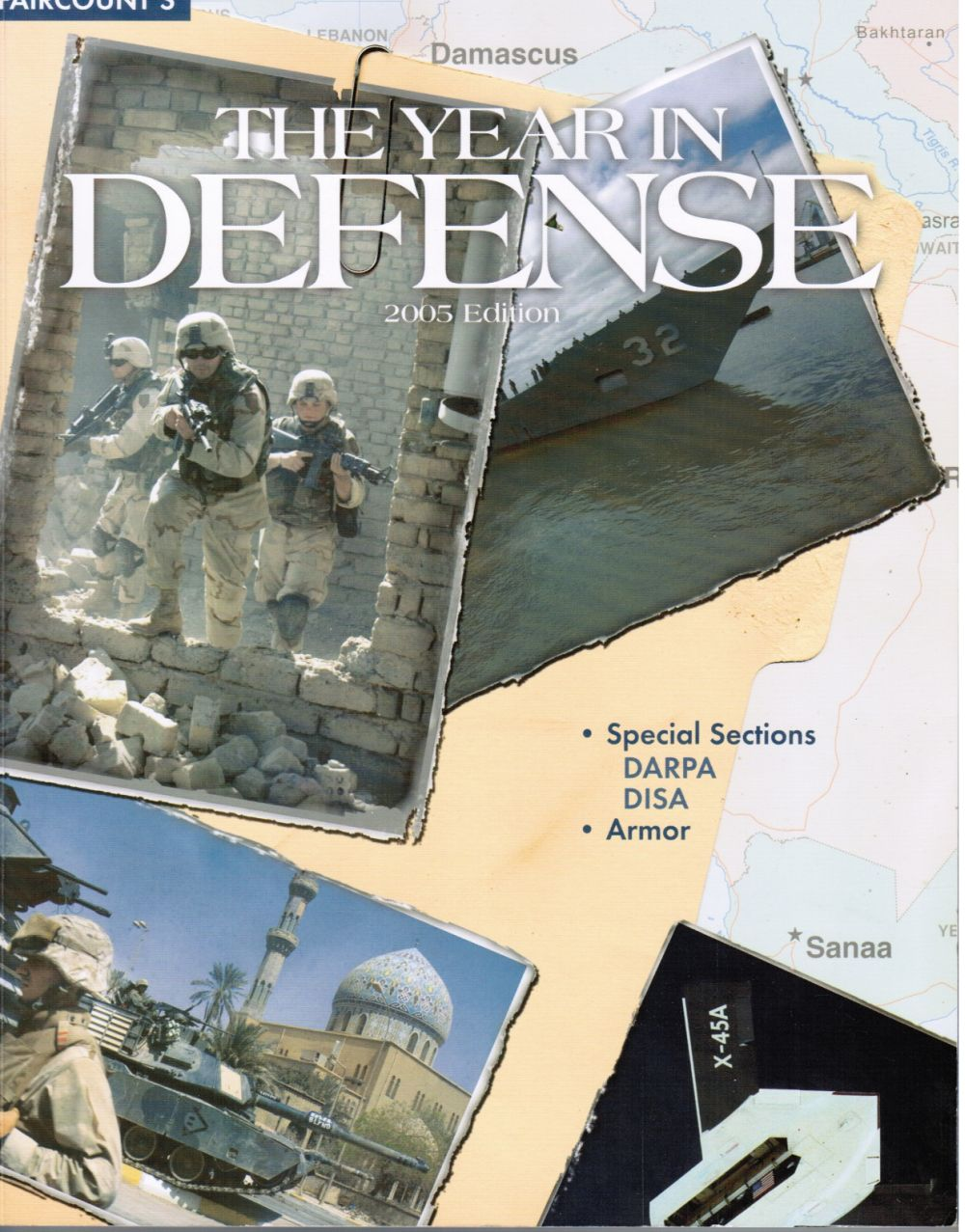 Image for The Year in Defense - 2005 Edition