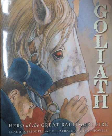 Image for Goliath: Hero of the Great Baltimore Fire
