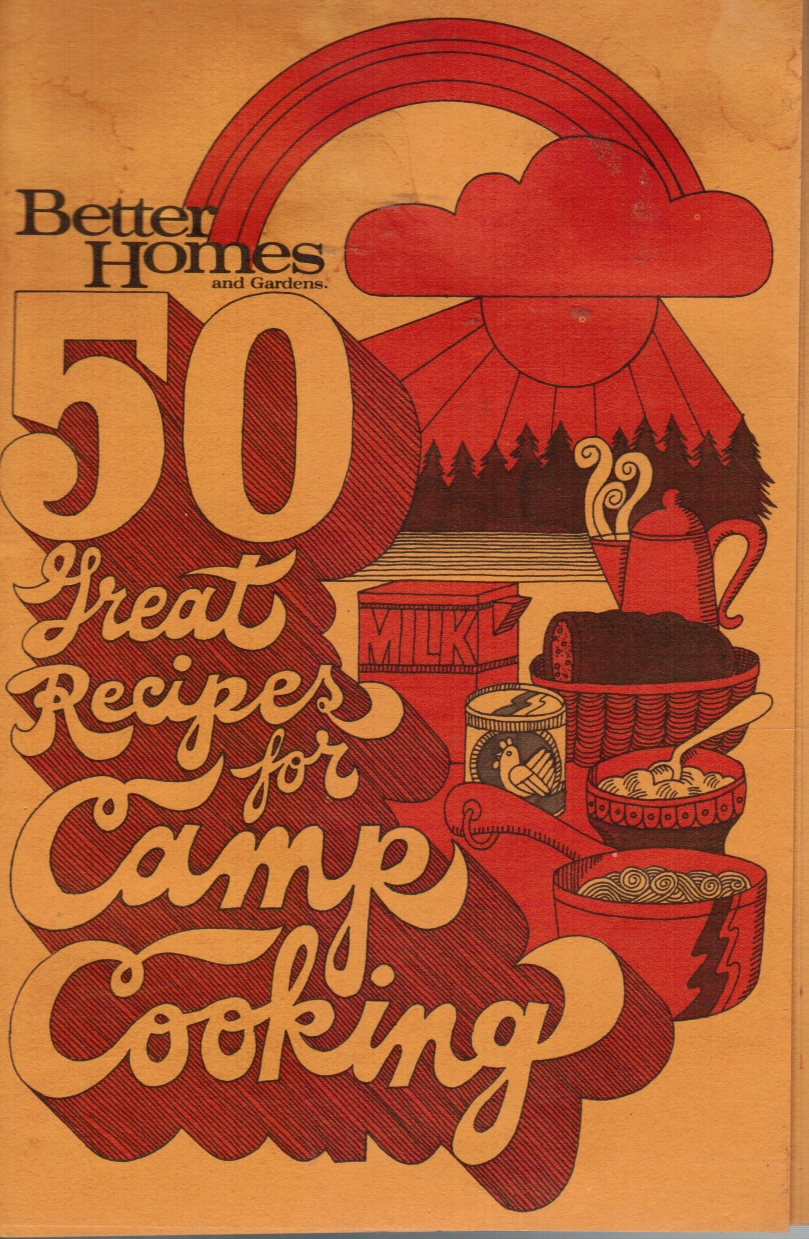 Image for 50 Great Recipes for Camp Cooking