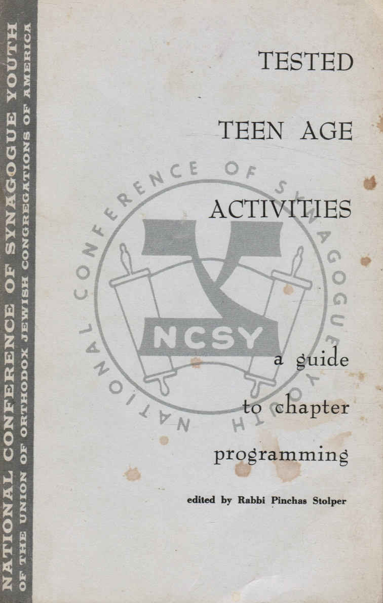 Image for Tested Teen Age Activities: a Guide to Chapter Programming