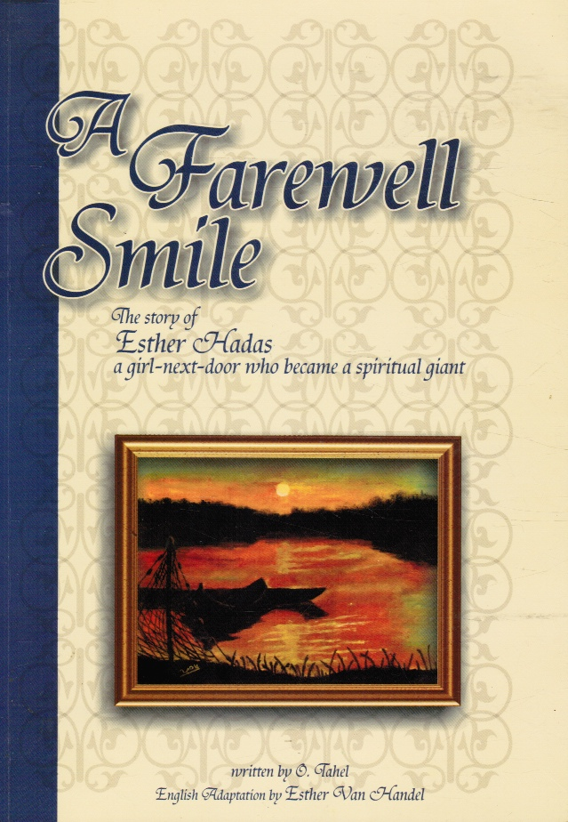 Image for A Farewell Smile: the Story of Esther Hadas