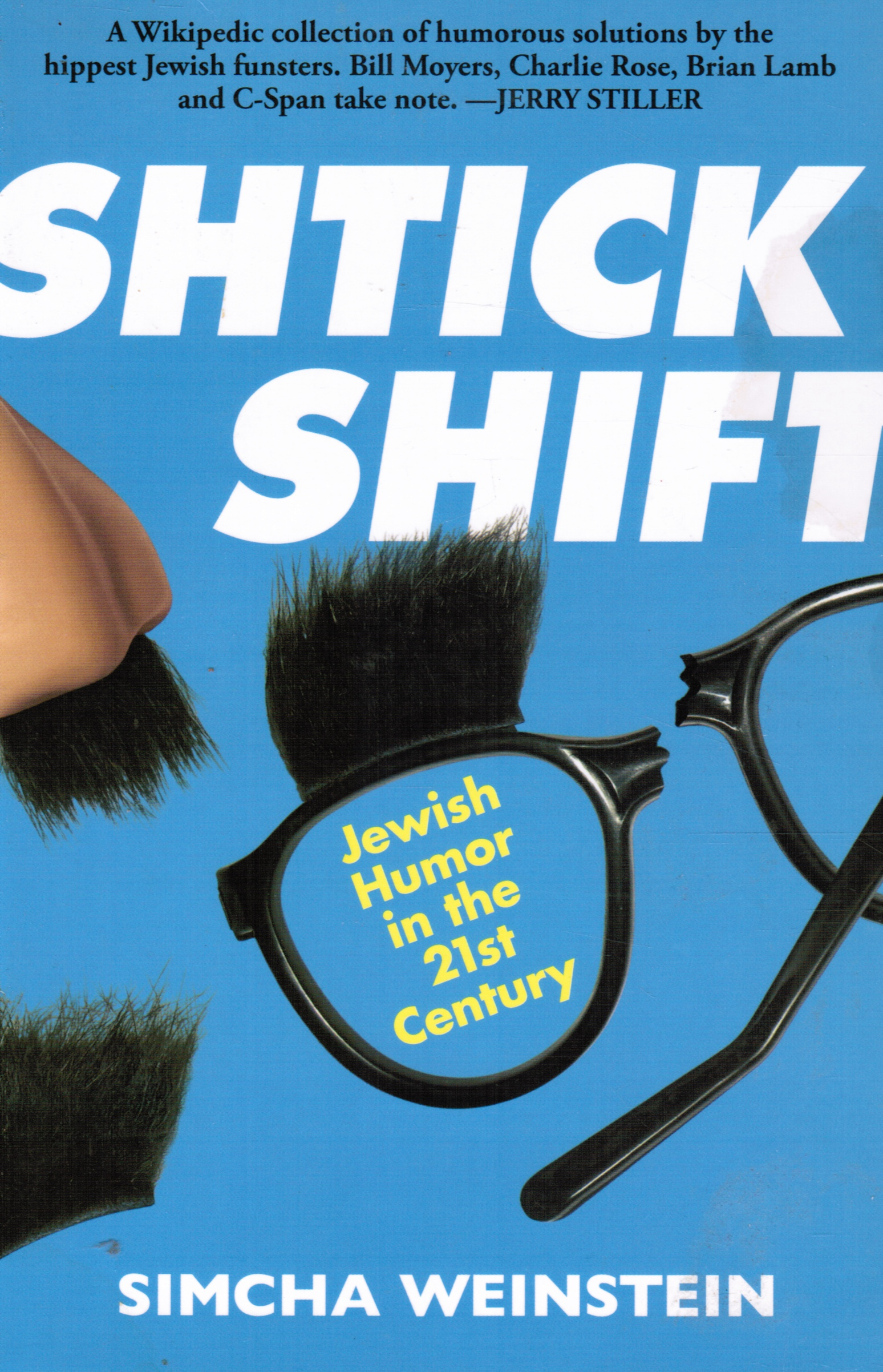 Image for Shtick Shift: Jewish Humor in the 21st Century